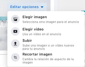 Sube tus imágenes o videos