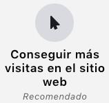 Conseguir visitas en el sitio web