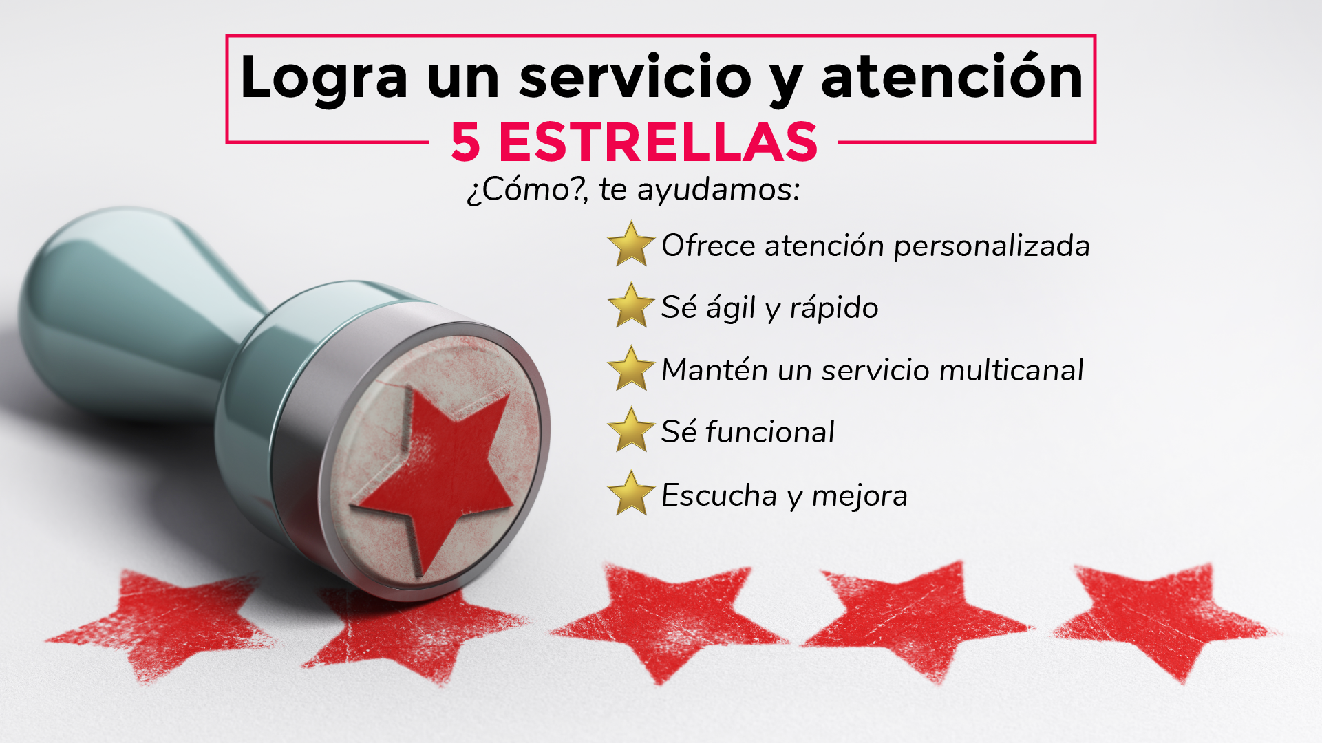 SERVICIO 5 ESTRELLAS