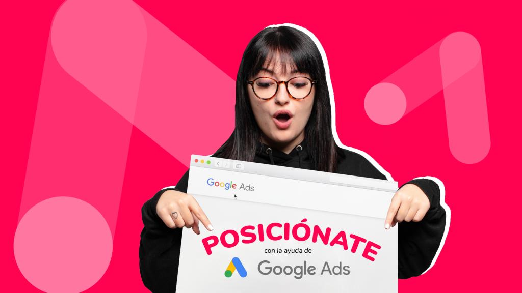Posicionamiento con google ads